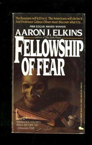 9780445209534: Fellowship of Fear