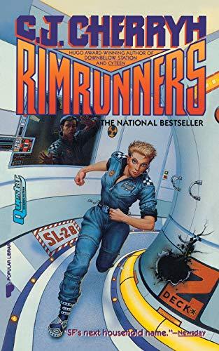 9780445209794: Rimrunners