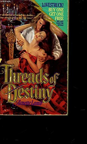 9780445210363: Threads of Destiny (Lovestruck)