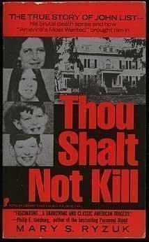 9780445210431: Thou Shalt Not Kill