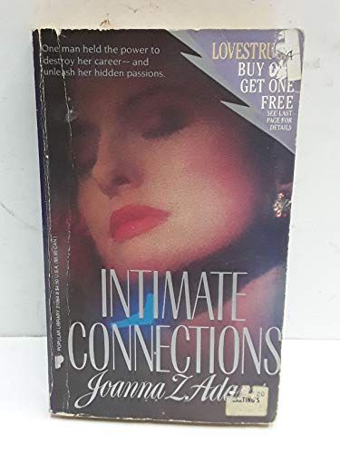 Intimate Connections: Joanna Z. Adams