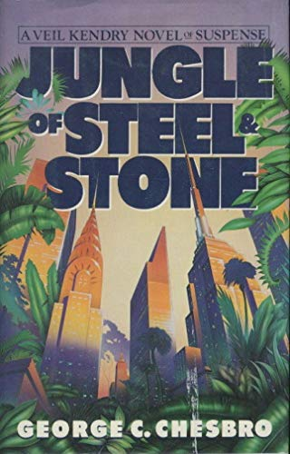 9780445405226: Jungle of Steel and Stone