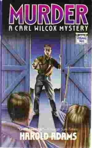 9780445406278: Murder : A Carl Wilcox Mystery