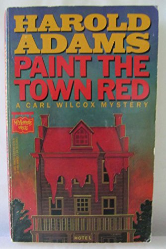 9780445406315: Paint the Town Red
