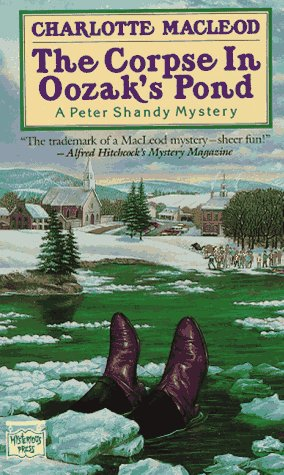 9780445406834: The Corpse in Oozak's Pond (Peter Shandy Mysteries)