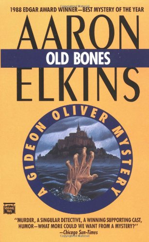 Old Bones: A Gideon Oliver Mystery (0445406879) by Elkins, Aaron