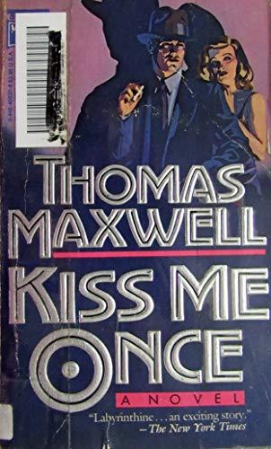 9780445407503: Kiss Me Once