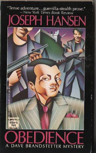 Obedience (Dave Brandstetter Mystery): Hansen, Joseph