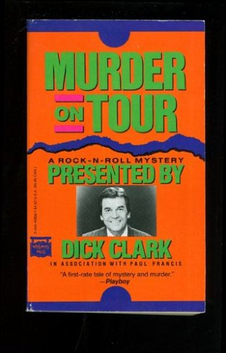 9780445408562: Murder on Tour: A Rock'N'Roll Mystery