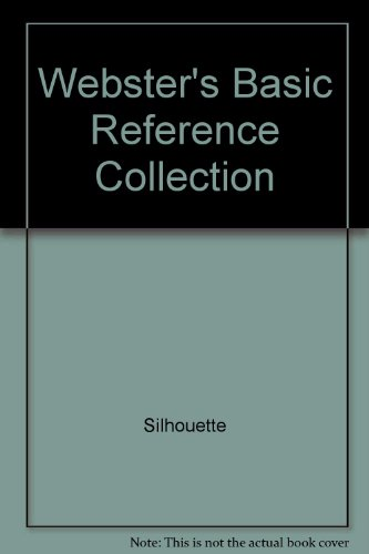 9780446112536: Webster's Basic Reference Collection
