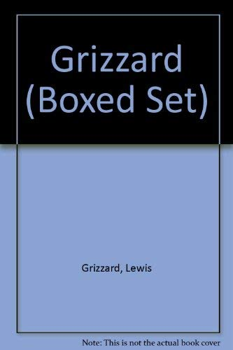 Grizzard (Boxed Set) (0446113352) by Grizzard, Lewis