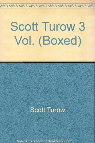 9780446114363: Scott Turow 3 Vol. (Boxed)