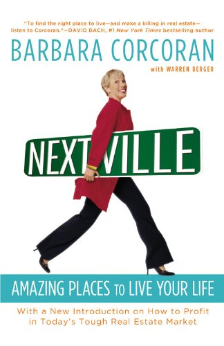 Nextville: Amazing Places to Live Your Life: Corcoran, Barbara