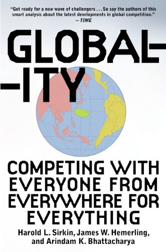 9780446178303: Globality: Competing with Everyone from Everywhere for Everything