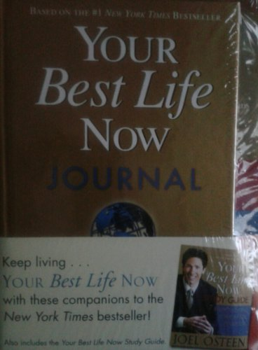 9780446193320: Your Best Life Now Companion Pack (Journal and Study Guide)
