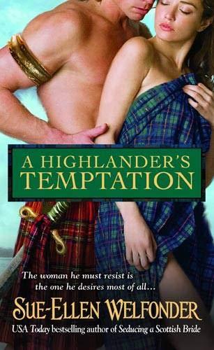 9780446195300: A Highlander's Temptation (MacKenzie, Book 7)