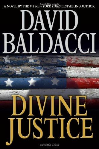 Divine Justice (Camel Club): David Baldacci