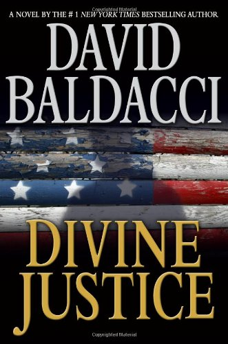 Divine Justice: Baldacci, David