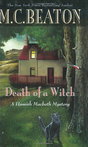 9780446196130: Death of a Witch (Hamish Macbeth Mysteries, No. 25)