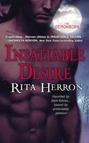 9780446199476: Insatiable Desire (The Demonborn)