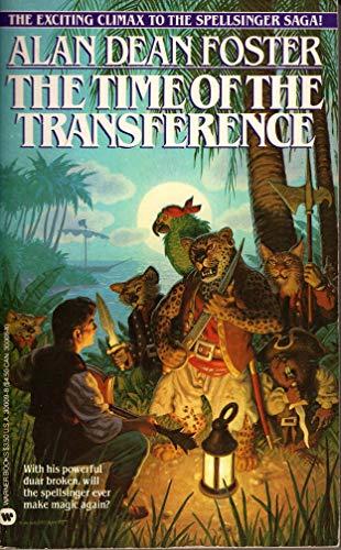 Time of the Transference (Spellsinger): Alan Dean Foster