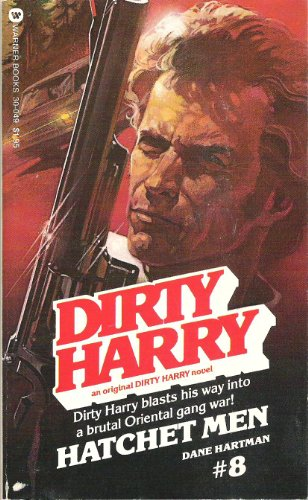 9780446300490: Hatchet Men (Dirty Harry, 8)