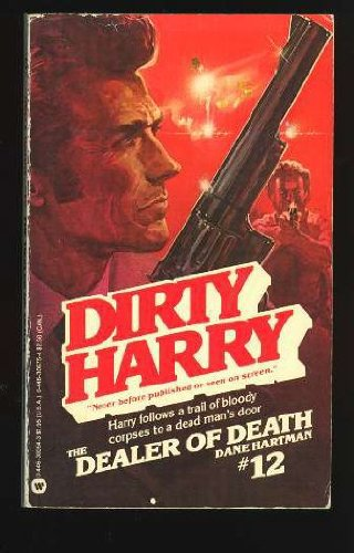 9780446300544: Dirty Harry No. 12: Dealer of Death