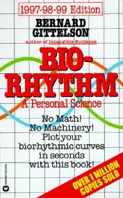 9780446302289: Biorhythm Personal Science