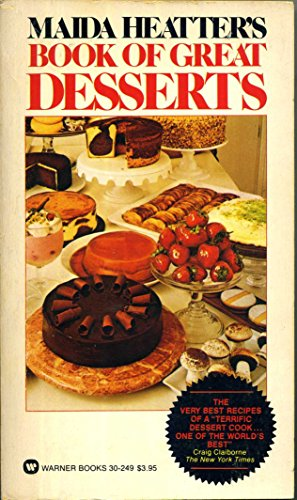 Maida Heatters Book of Great Desserts