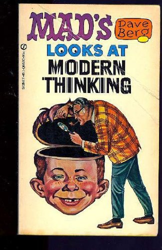 9780446304344: Mad's Dave Berg Looks at Modern Thinking