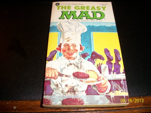 Greasy Mad (0446304883) by MAD Magazine