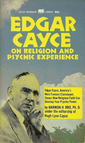 9780446305204: Edgar Cayce on Religion and Psychic Experience