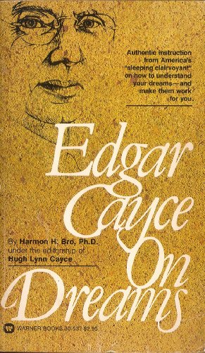 9780446305372: Edgar Cayce on Dreams