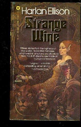 9780446306591: Strange Wine