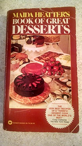 9780446307109: Maida Heatter's Book of Great Desserts