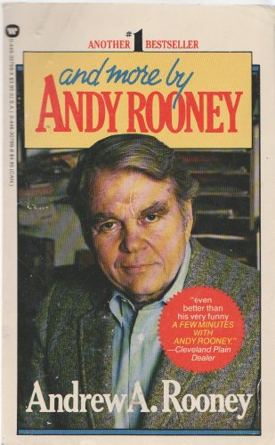 9780446307987: And More by Andy Rooney