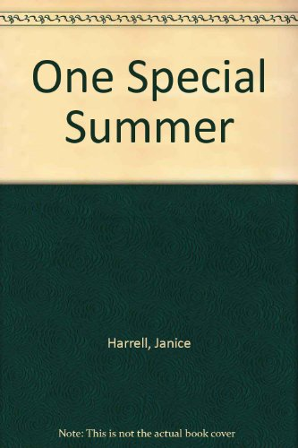Two by Two Romance - Book #5: One Special Summer (0446308056) by Janice Harrell