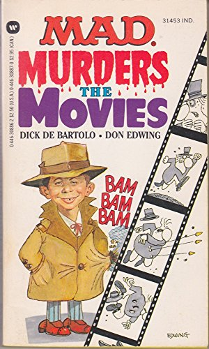 9780446308861: Mad Murders the Movies