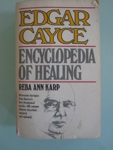 9780446309813: Edgar Cayce encyclopedia of healing