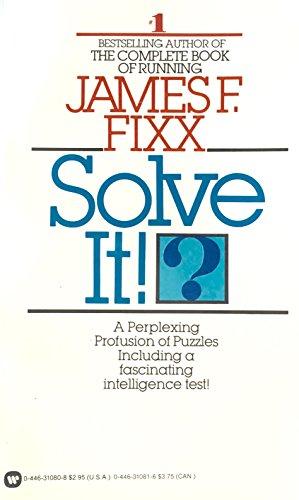 9780446310802: Solve It