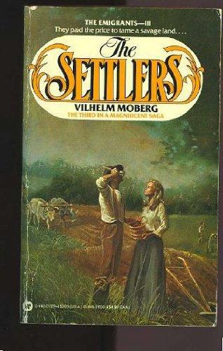 9780446311298: The Settlers (Emigrants)