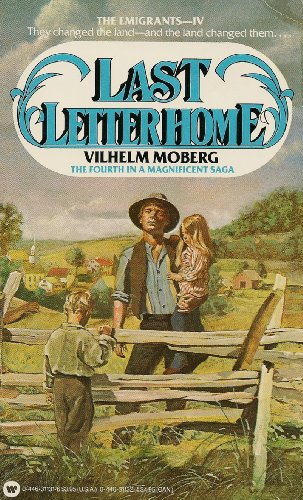 9780446311311: Last Letter Home (The emigrant's sage)