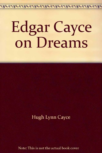 9780446311946: Edgar Cayce on Dreams