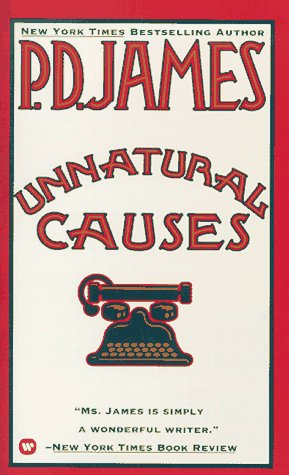 9780446312196: Unnatural Causes (Roman)