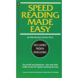 9780446313087: Speed Reading Made Easy