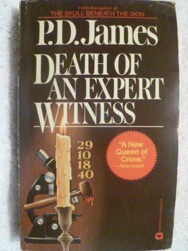 Death of an Expert Witness (Adam Dalgliesh Mystery Series #6): James, P. D.