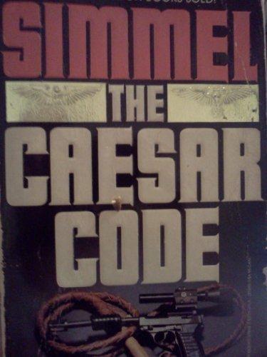 9780446313582: The Caesar Code - AbeBooks - Johannes Mario Simmel
