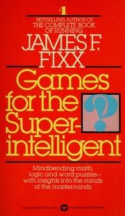 9780446314213: Games for the Super Intelligent