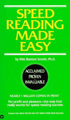 9780446314428: Speed Reading Made Easy