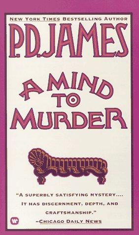 9780446314800: A Mind to Murder (Adam Dalgliesh Mystery Series #2)